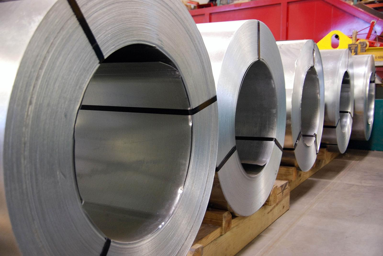 metal roll forms