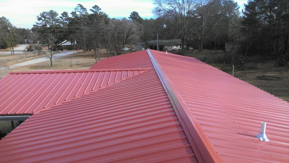 Color Options for Metal Roofs at Pioneer Metals