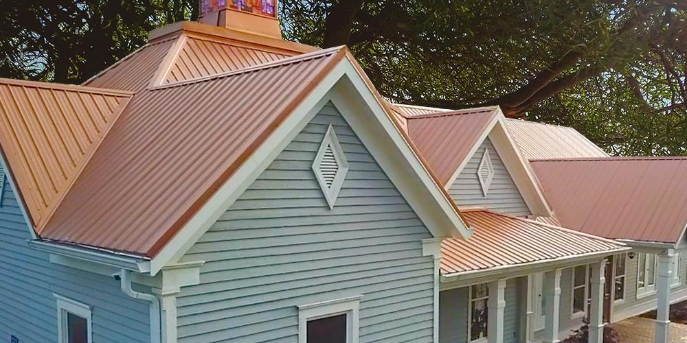 Georgia's Metal Roofing Fabricator