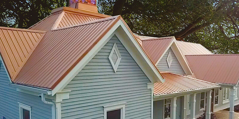 Choosing Colors That Match for Your Metal Roofing