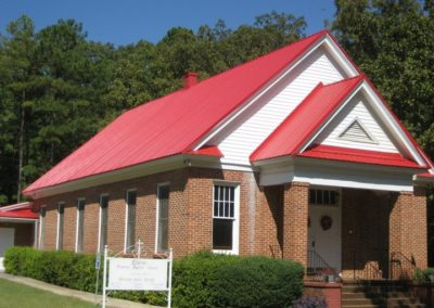 Commercial Building Photo: Church (Roofing)